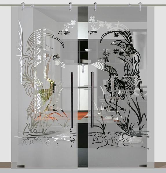 Закаленное стекло - практично и изысканно