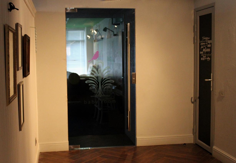 двери железные беговая